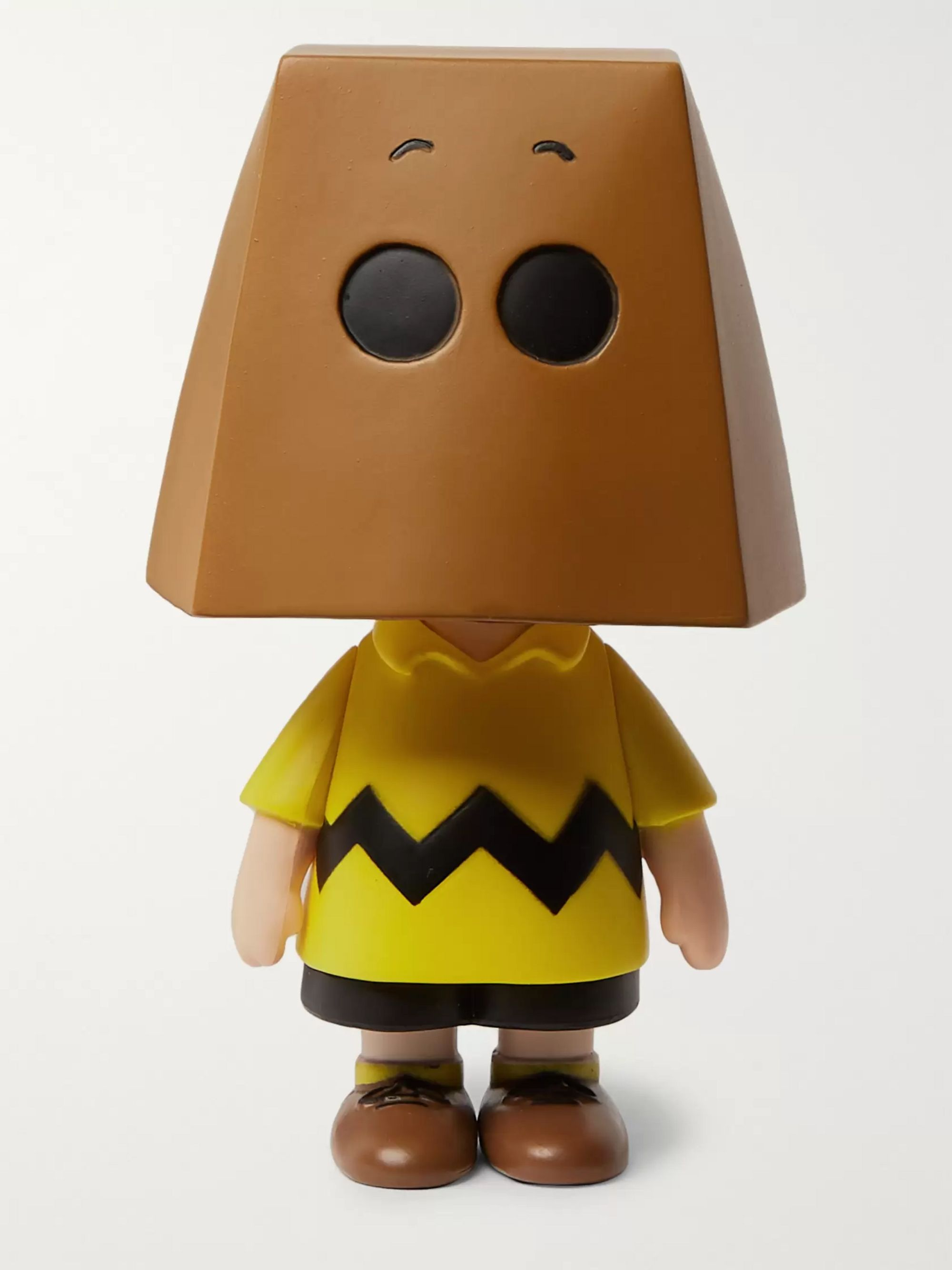 Ultra Detail Figure Vintage No.490 Charlie Brown (Grocery Bag Ver.) by Mr Porter