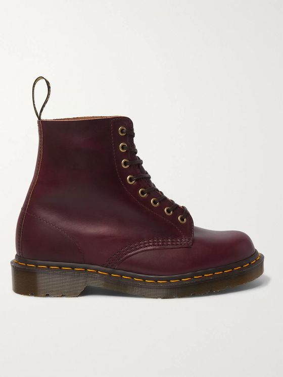 DR. MARTENS 1460 Pascal Horween Leather Boots