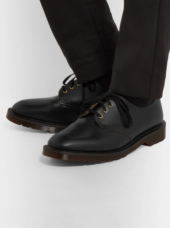 Dr. Martens Smith Leather Derby Shoes
