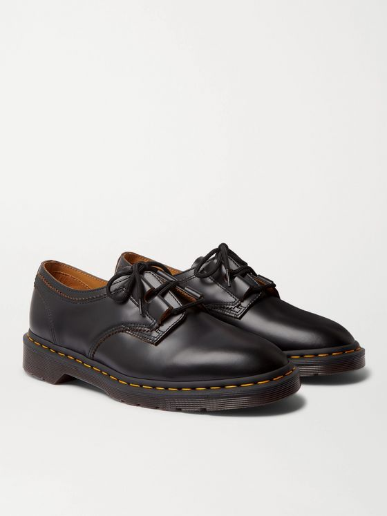 1461 Ghillie Leather Derby Shoes