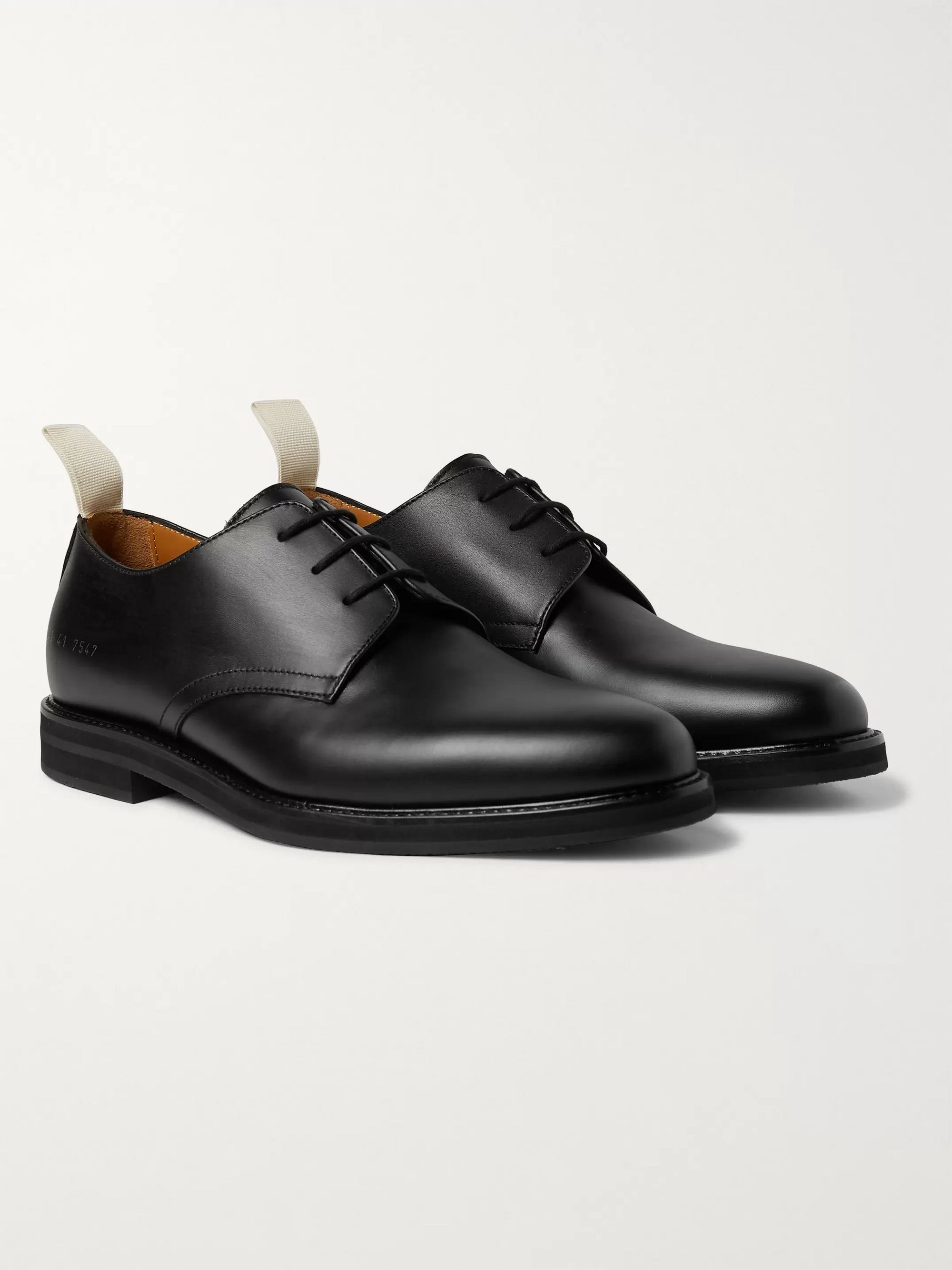 common projects dress shoes