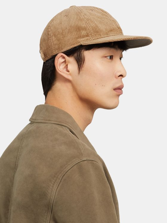 Satta Cotton-Corduroy Baseball Cap