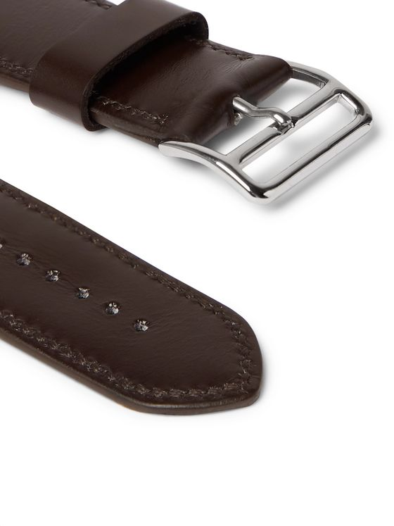 George Cleverley Leather Watch Strap