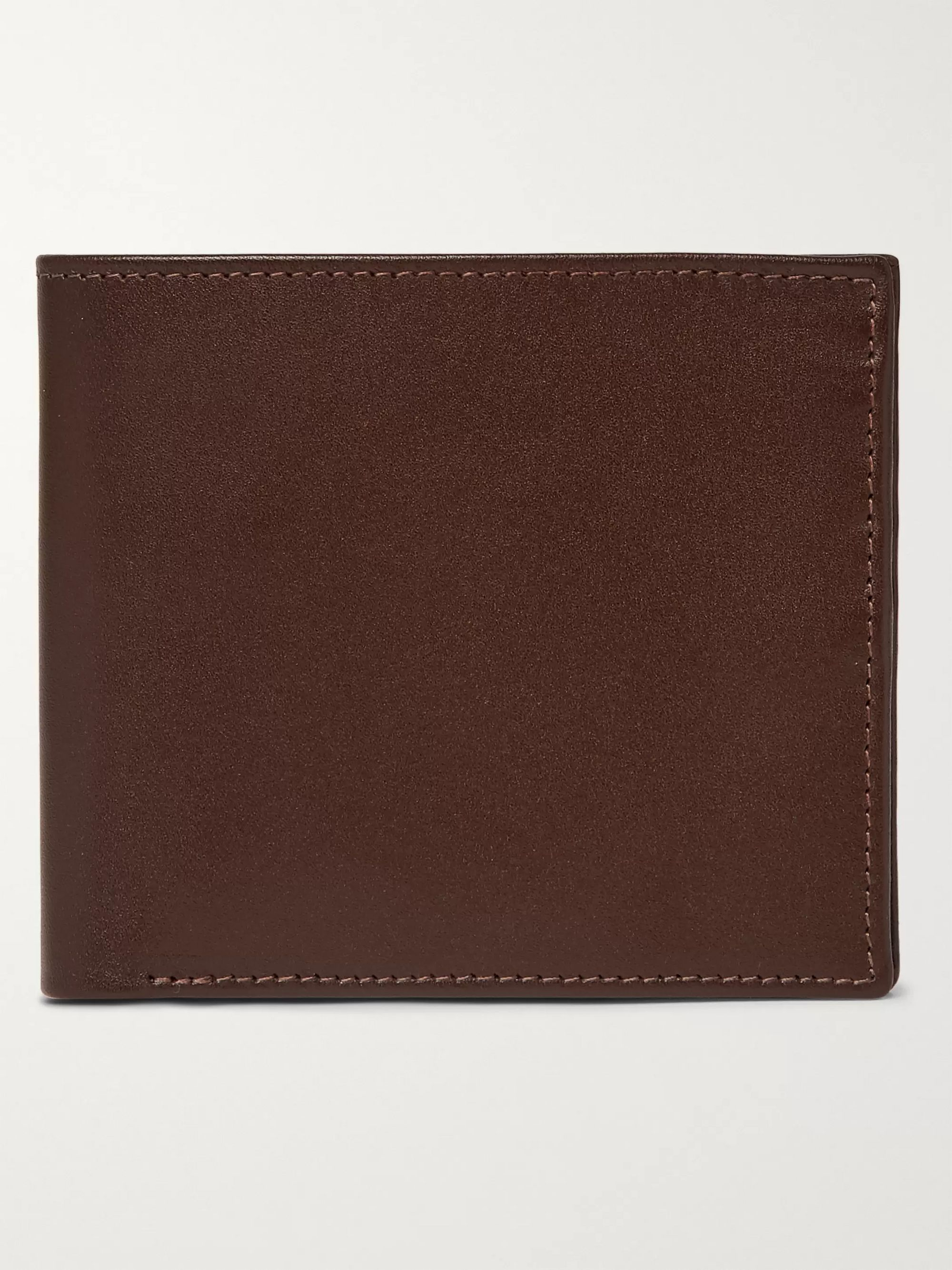 George Cleverley Leather Billfold Cardholder