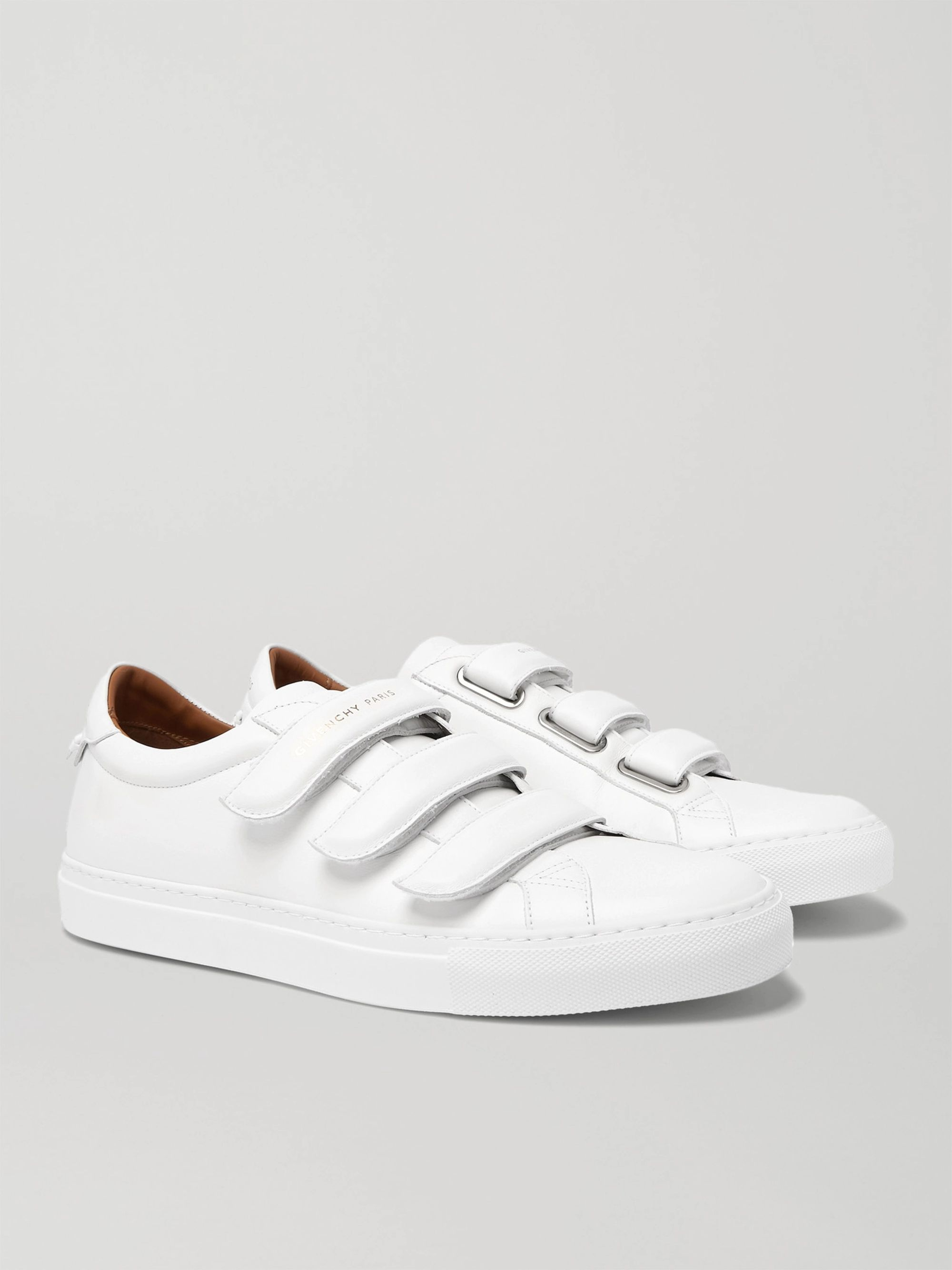 givenchy leather sneakers