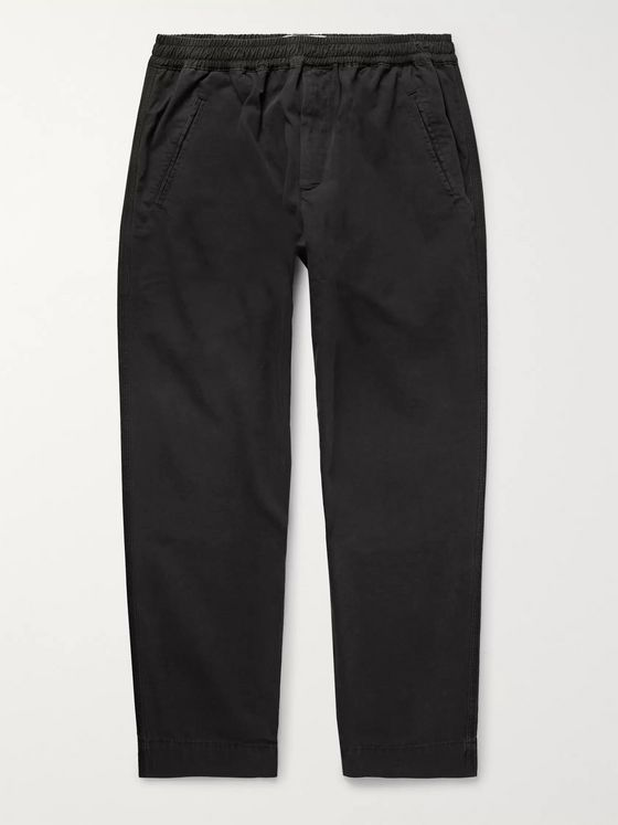Folk Assembly Cotton Trousers