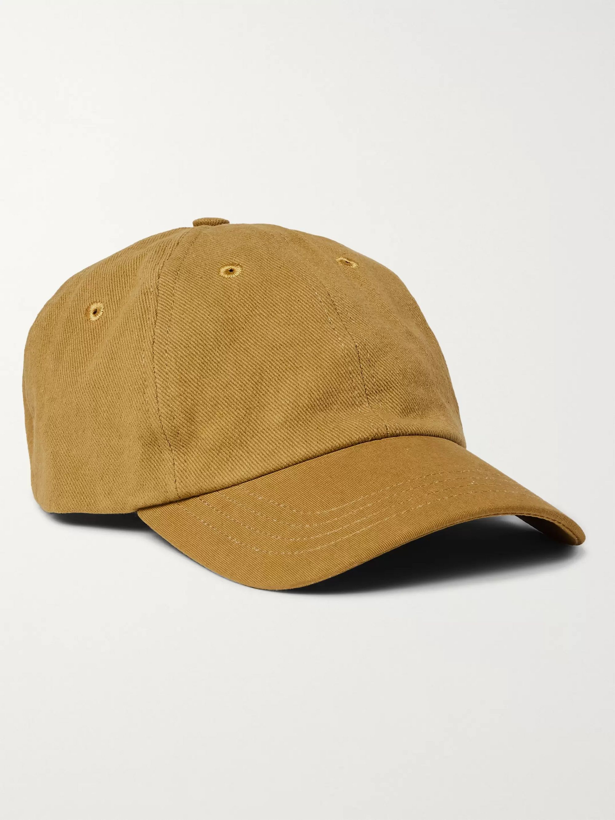 Folk Cotton-Twill Baseball Cap