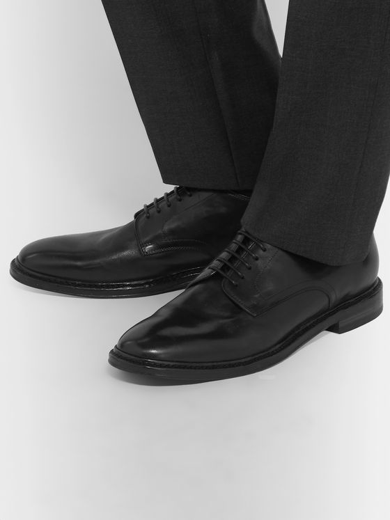 Officine Creative Hopkins Leather Derby Shoes