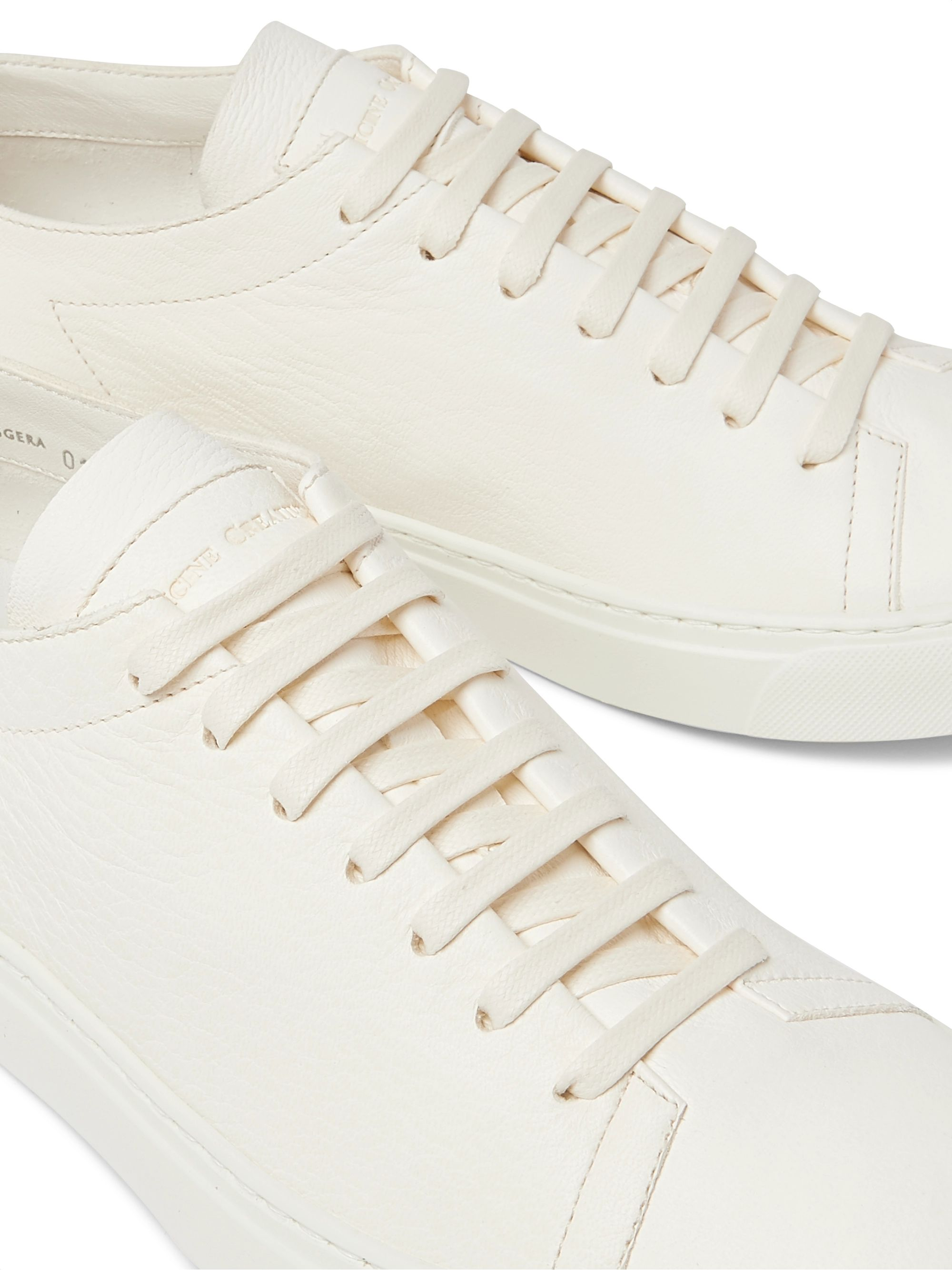 Officine Creative Leggera Full-Grain Leather Sneakers