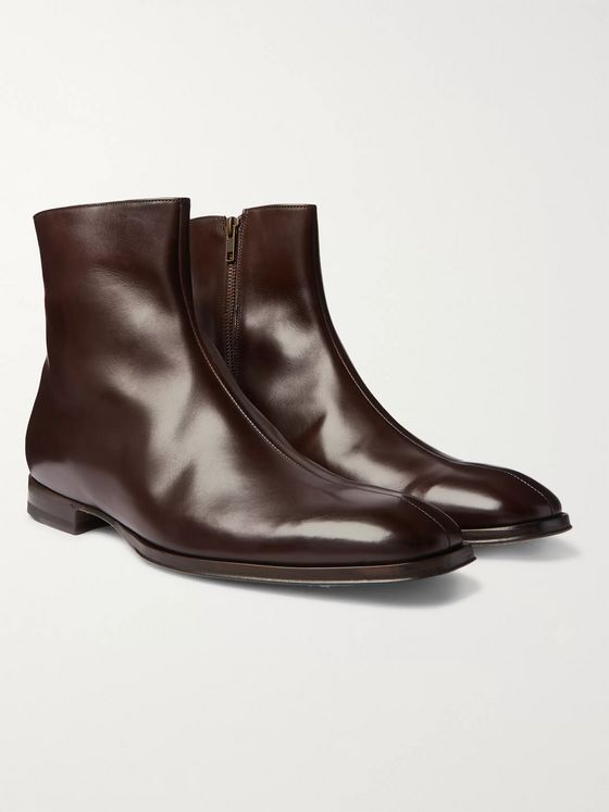 Paul Smith Reeves Leather Chelsea Boots