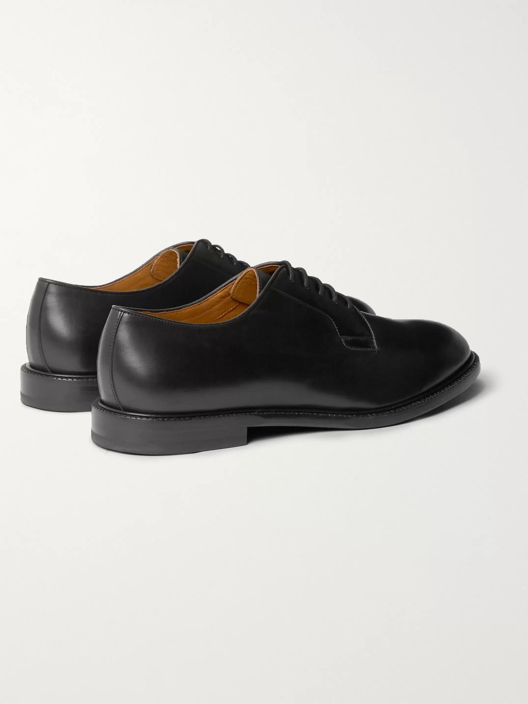 Paul Smith Gale Leather Derby Shoes