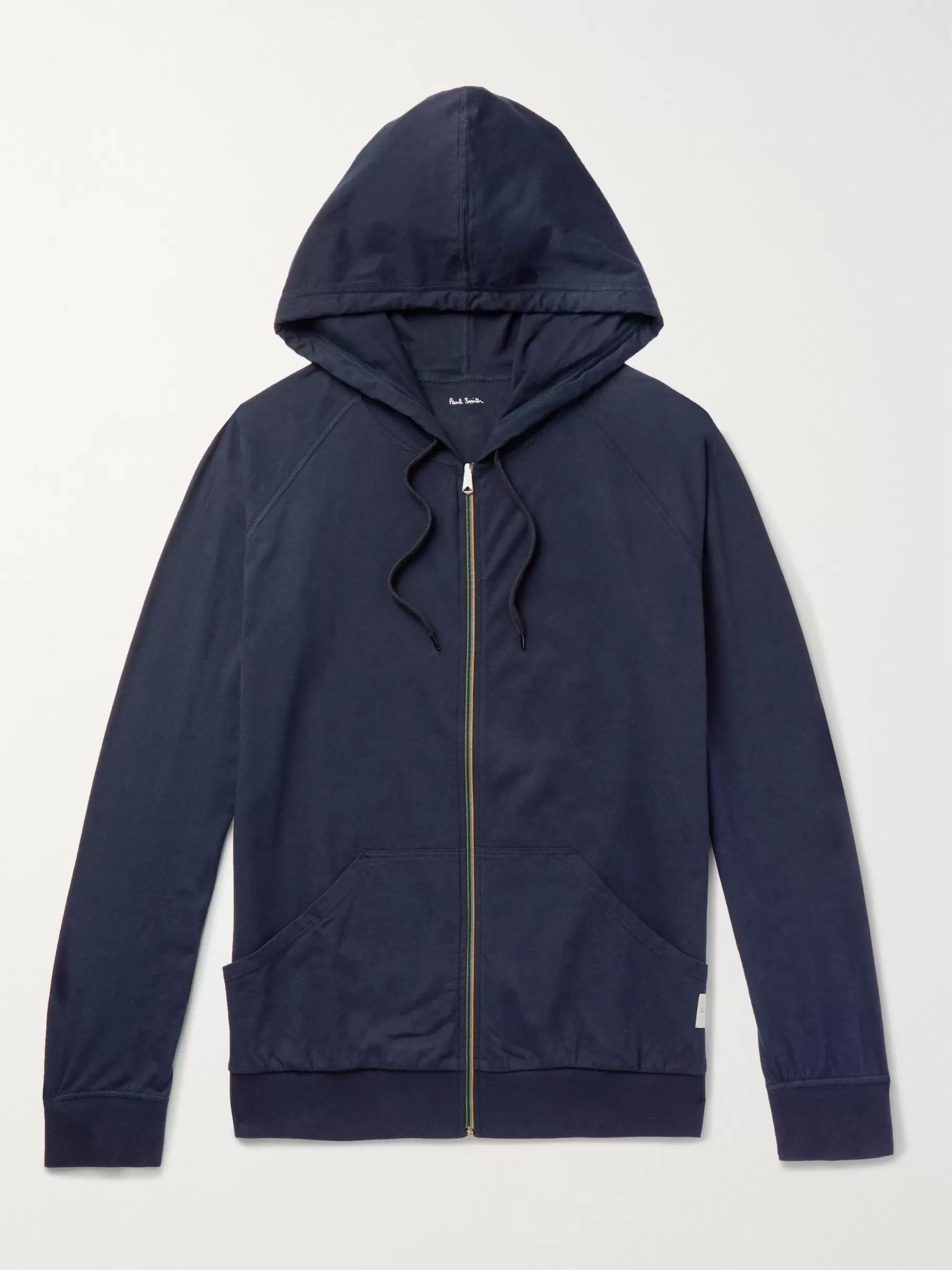 Black Zip Throug Hoody  Paul Smith  Tröjor