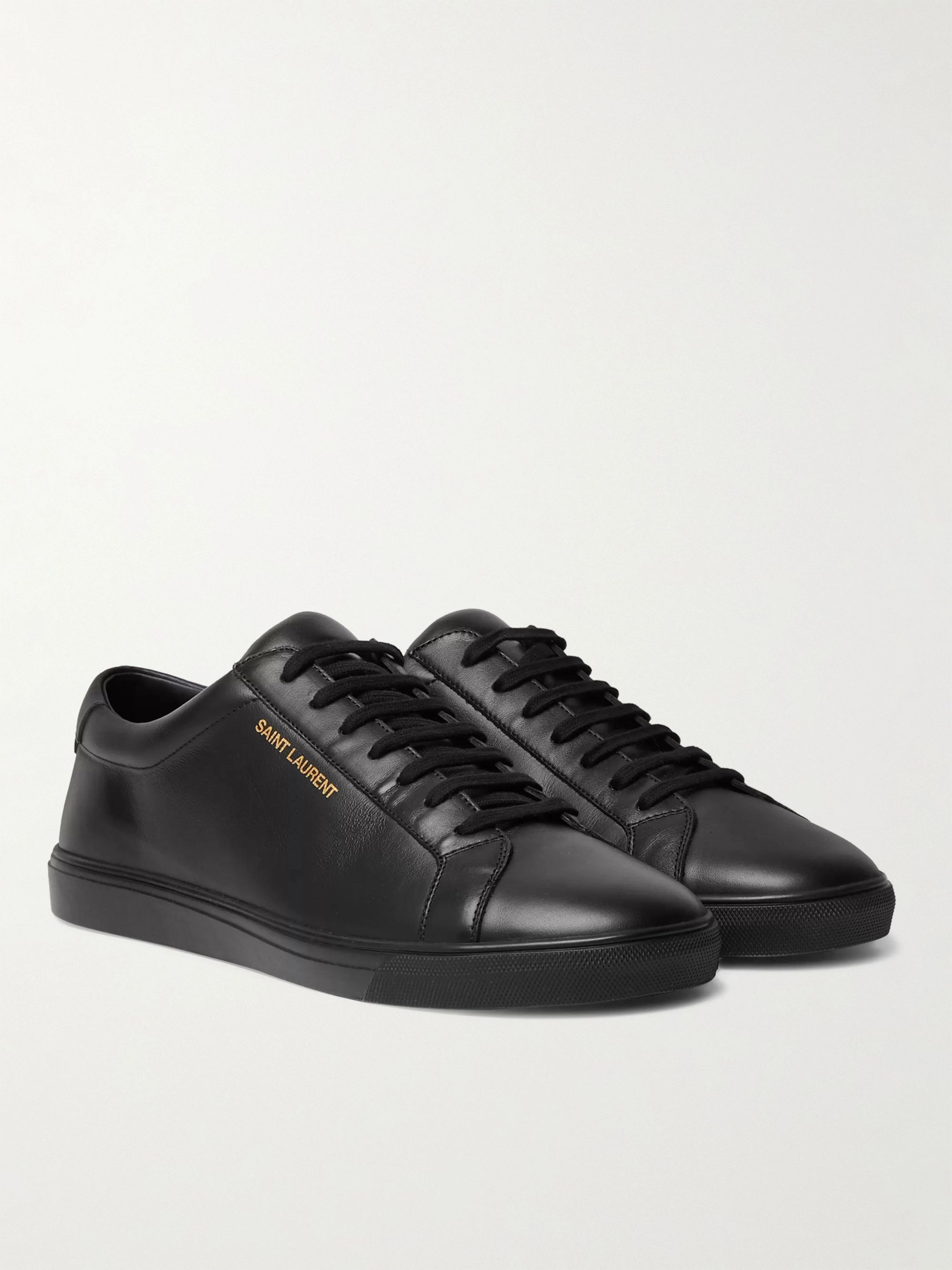 Andy Moon Leather Sneakers