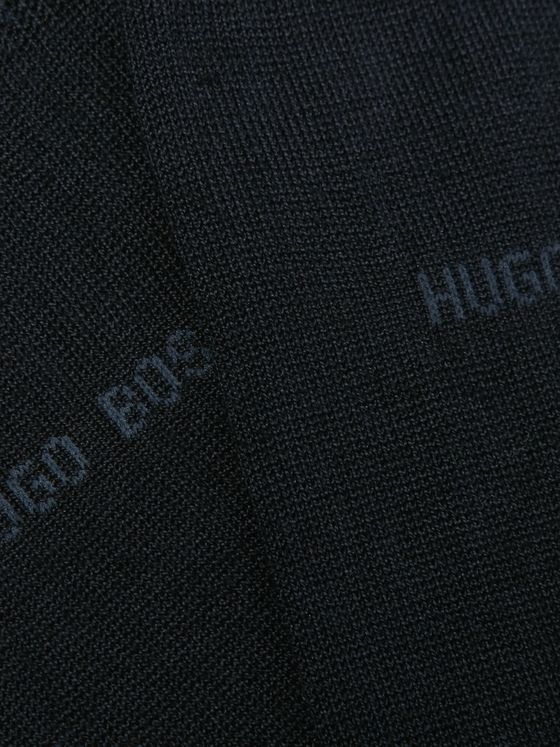 Hugo Boss George Mercerised Cotton Socks