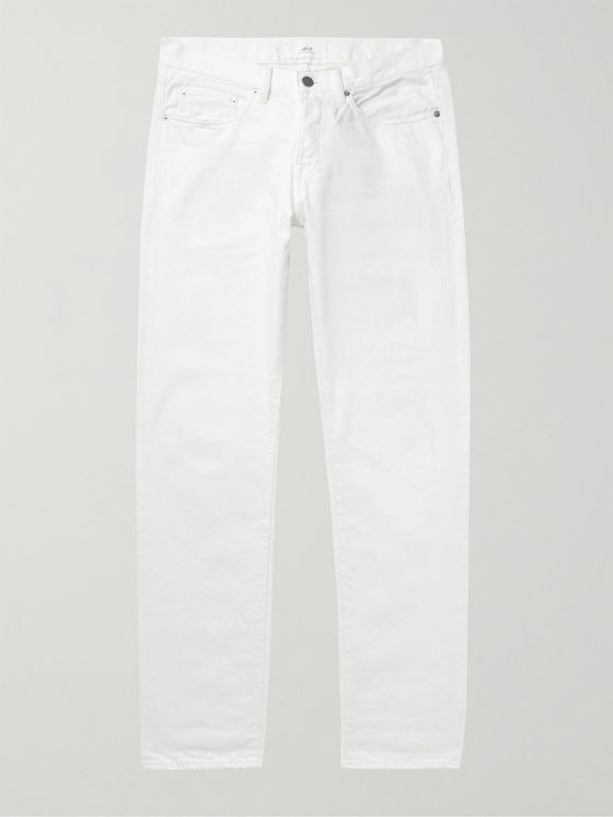 MR P. Slim-Fit Denim Jeans