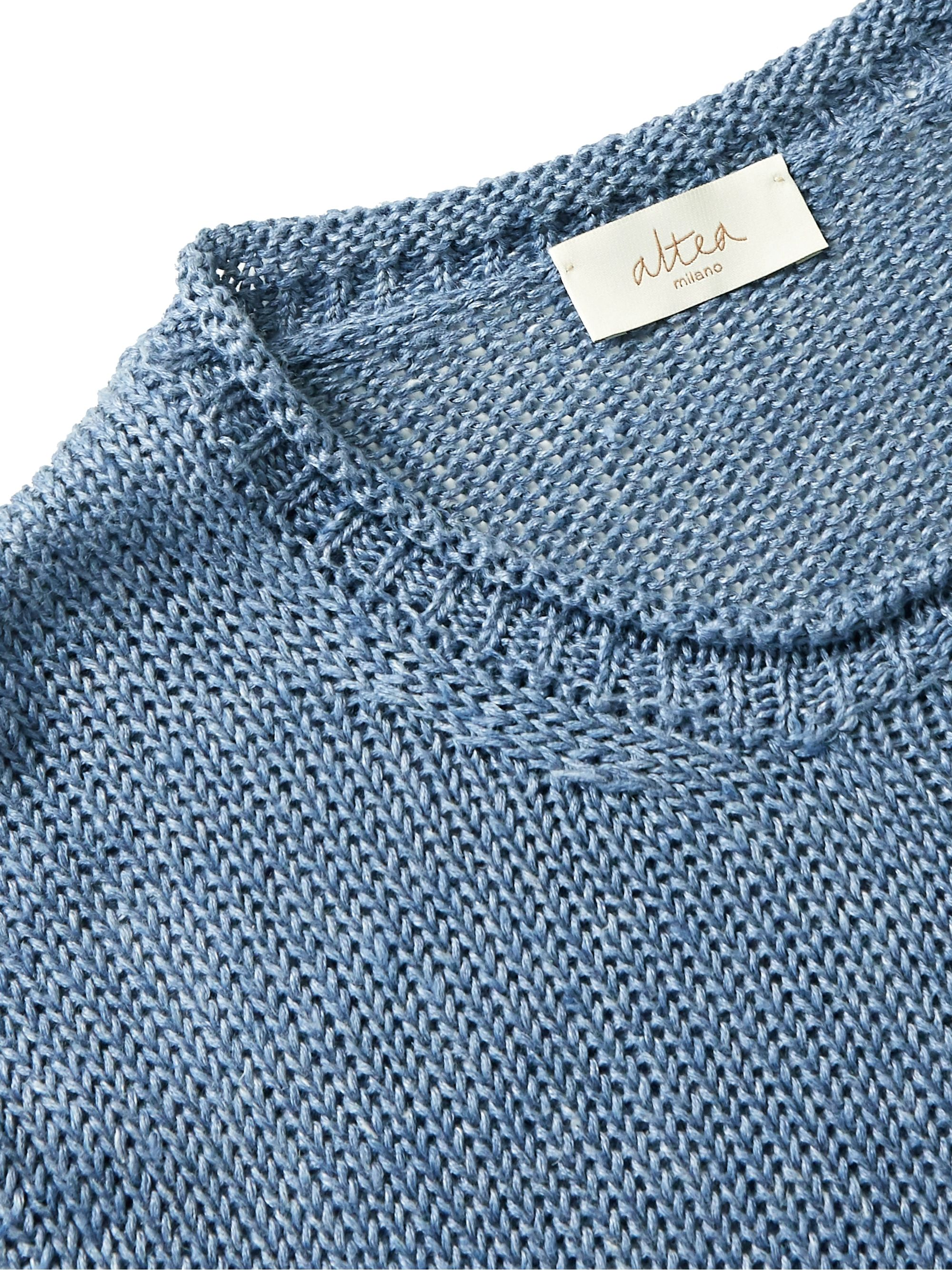 Altea Virgin Wool Sweater