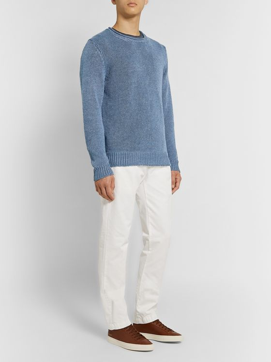 Altea Linen Sweater