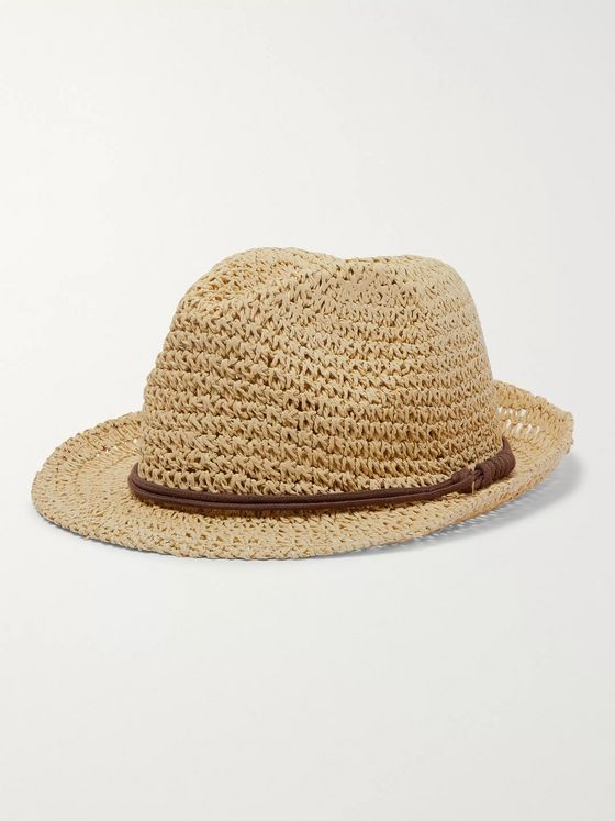 Altea Straw Trilby
