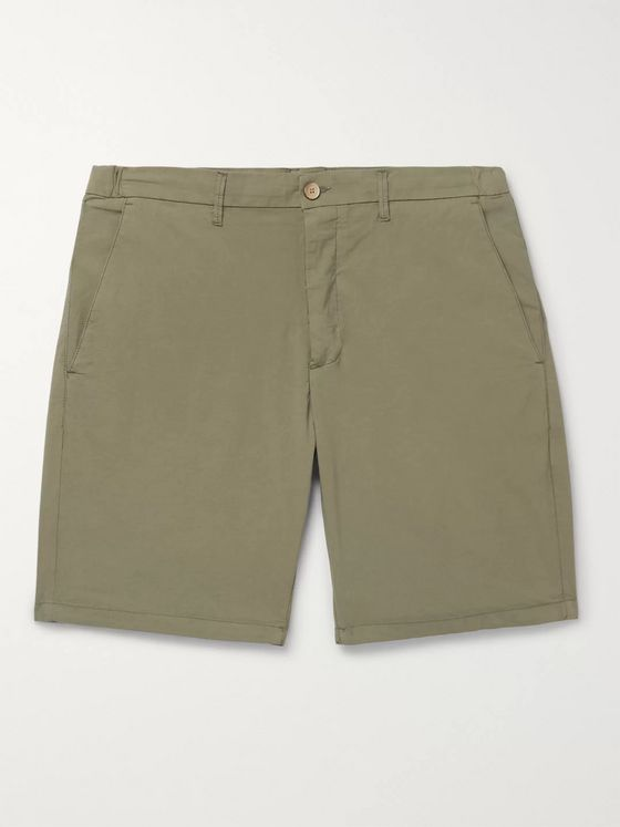 Altea Dumbo Cotton-Blend Shorts