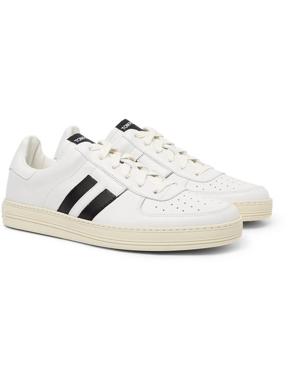 TOM FORD Radcliffe Leather Sneakers