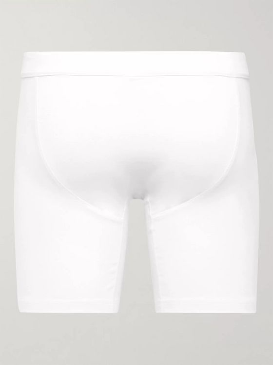 Les Girls Les Boys Stretch-Cotton Jersey Boxer Briefs