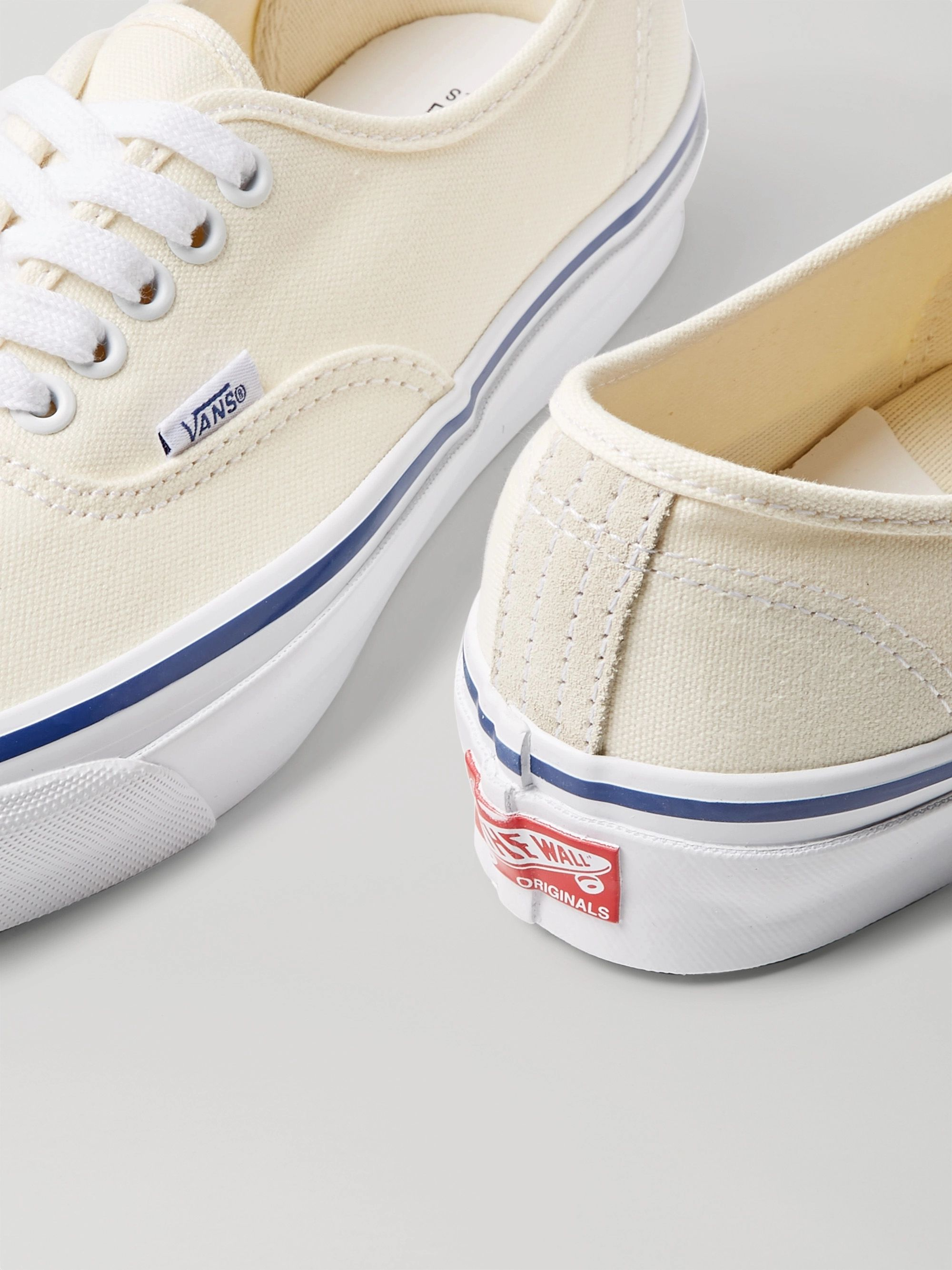 UA OG Authentic LX Canvas Sneakers