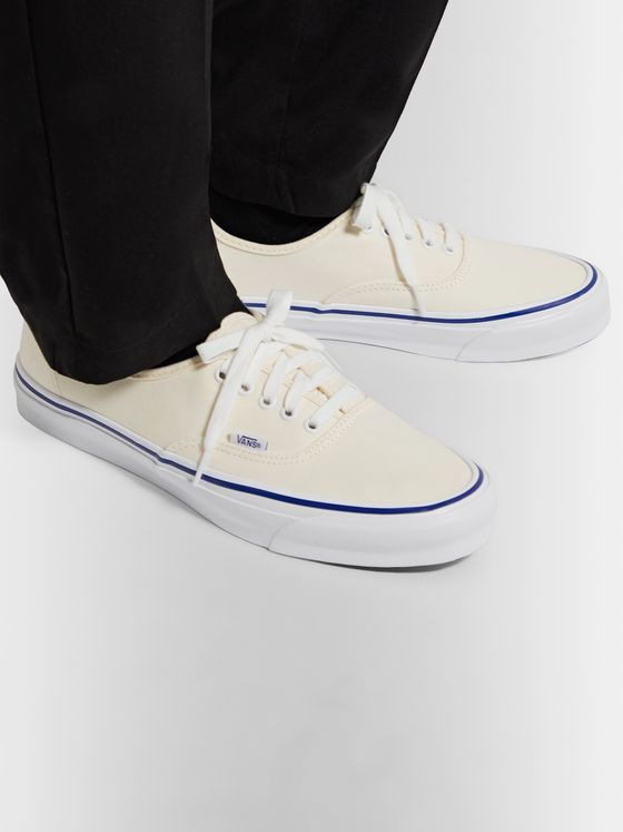 Vans UA OG Authentic LX Canvas Sneakers