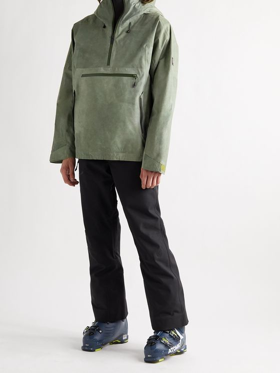 Holden Cotton and Nylon-Blend Hooded Ski Jacket