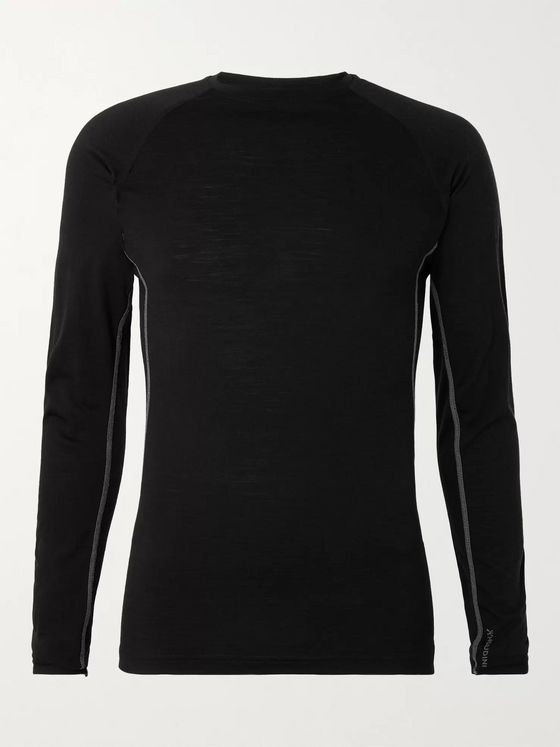 Houdini Desoli Merino Wool Ski Base Layer
