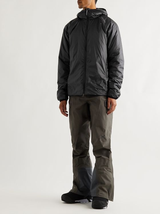 Houdini Mr Dunfri Padded Ripstop Hooded Ski Jacket