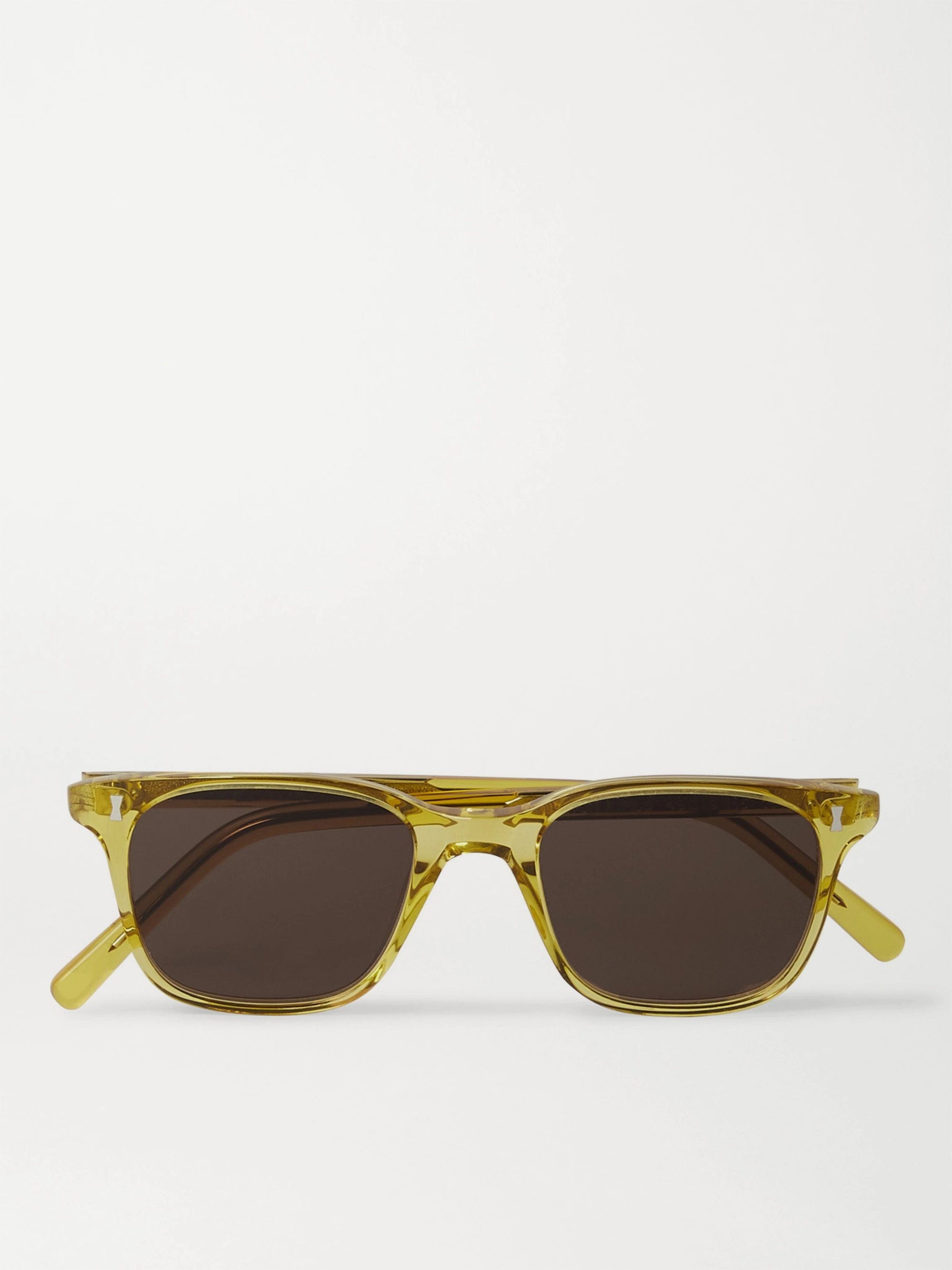 CUBITTS Weston Square-Frame Acetate Sunglasses