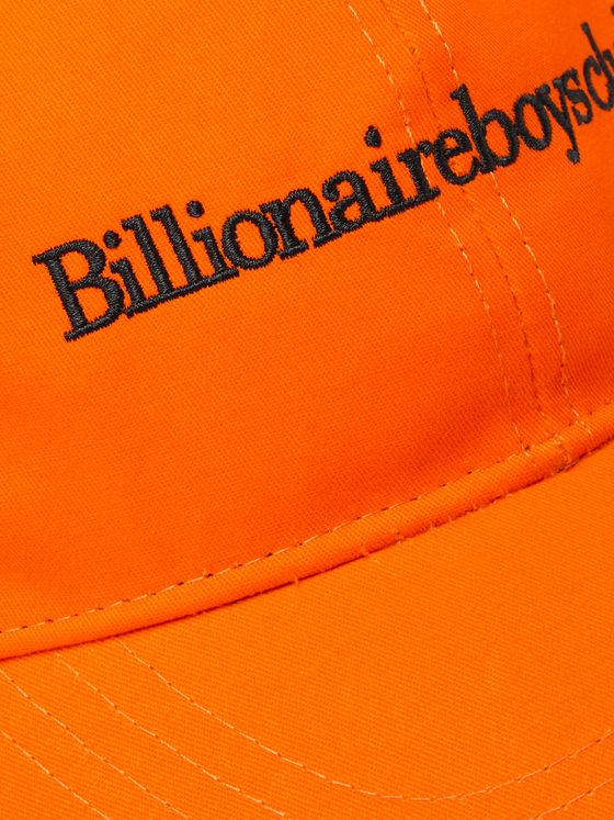 Billionaire Boys Club Logo-Embroidered Cotton-Twill Baseball Cap