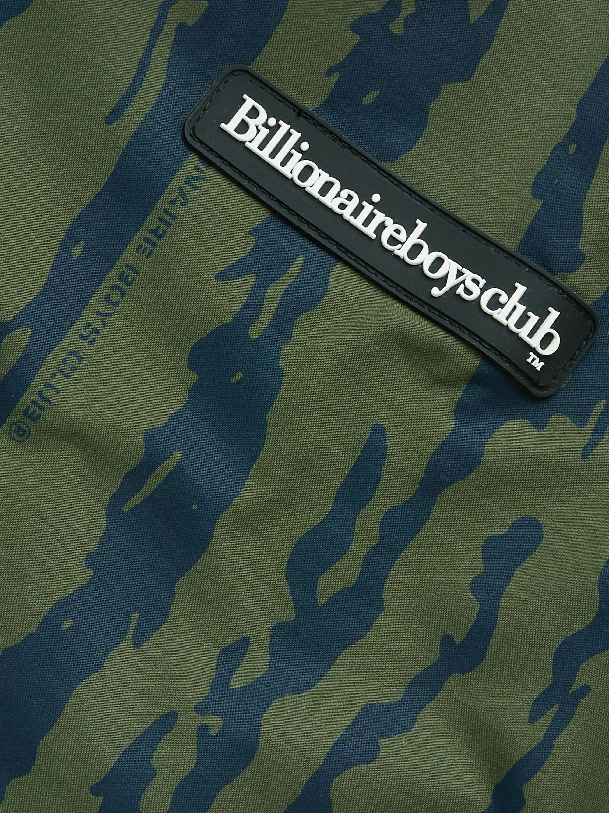 Billionaire Boys Club Reversible Printed Shell Coach Jacket