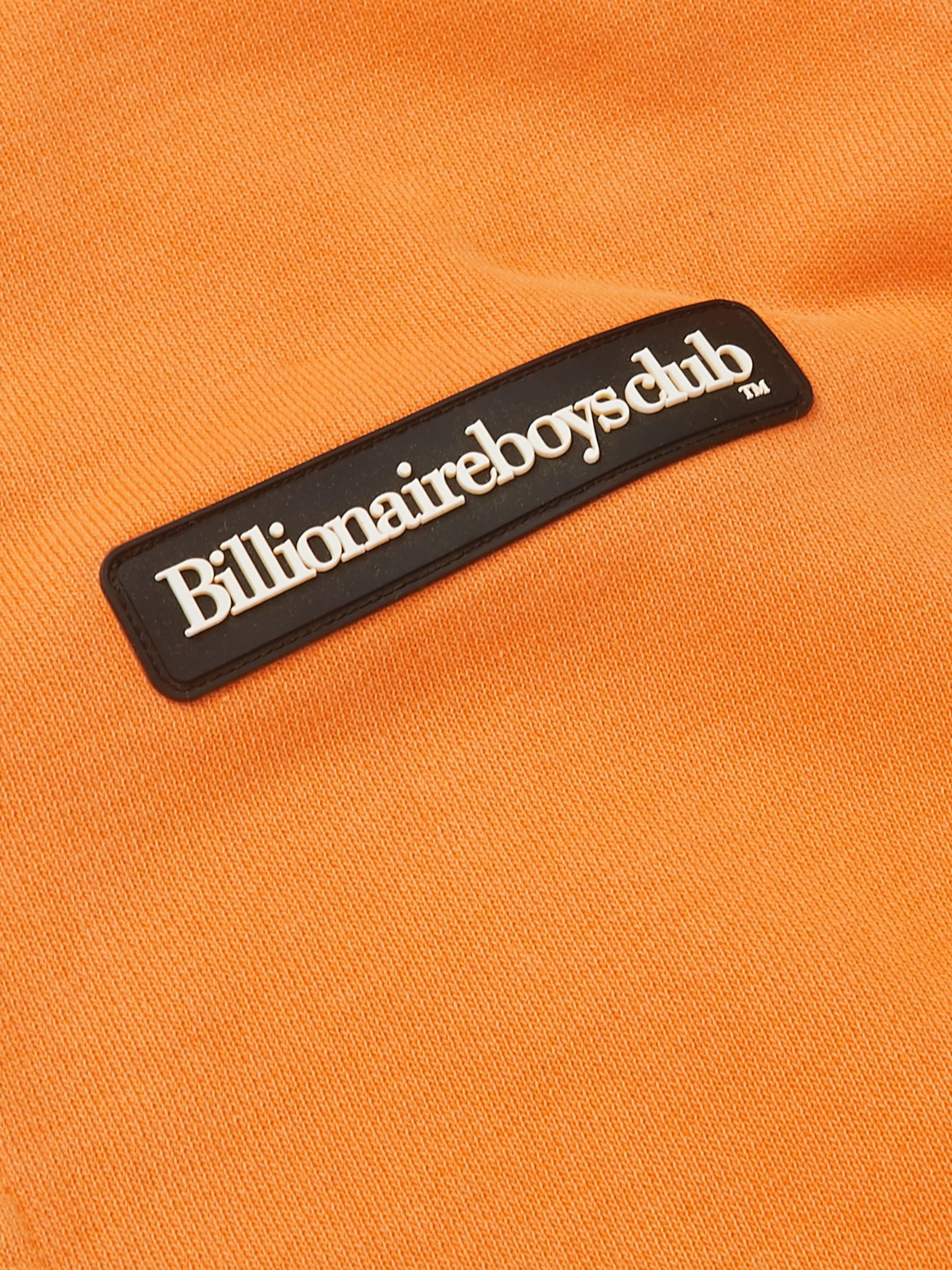 Billionaire Boys Club Logo-Appliquéd Loopback Cotton-Jersey Zip-Up Hoodie