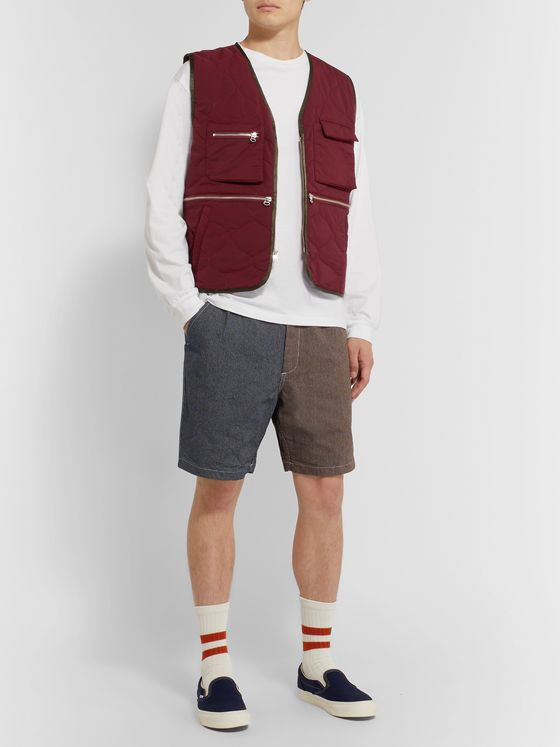 Billionaire Boys Club Quilted Twill Gilet