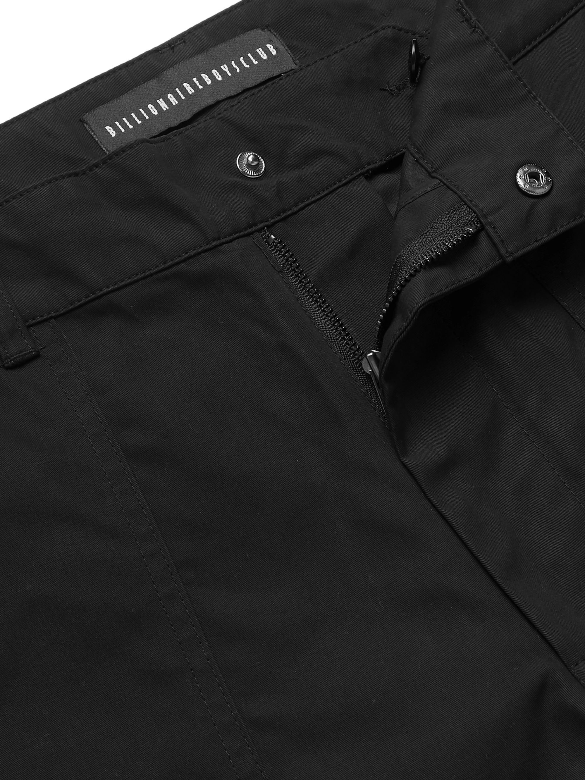 Billionaire Boys Club Cotton-Blend Cargo Trousers