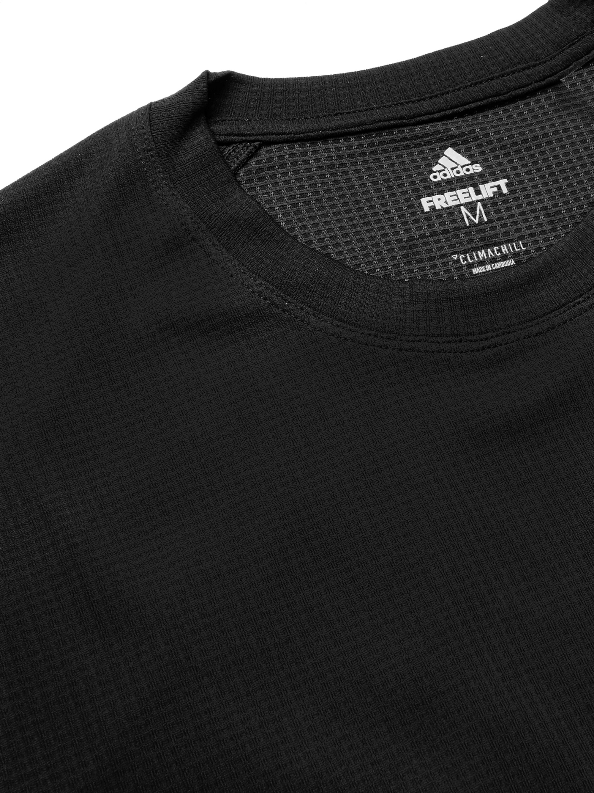 Adidas Sport FreeLift 360 Slim-Fit Climachill T-Shirt