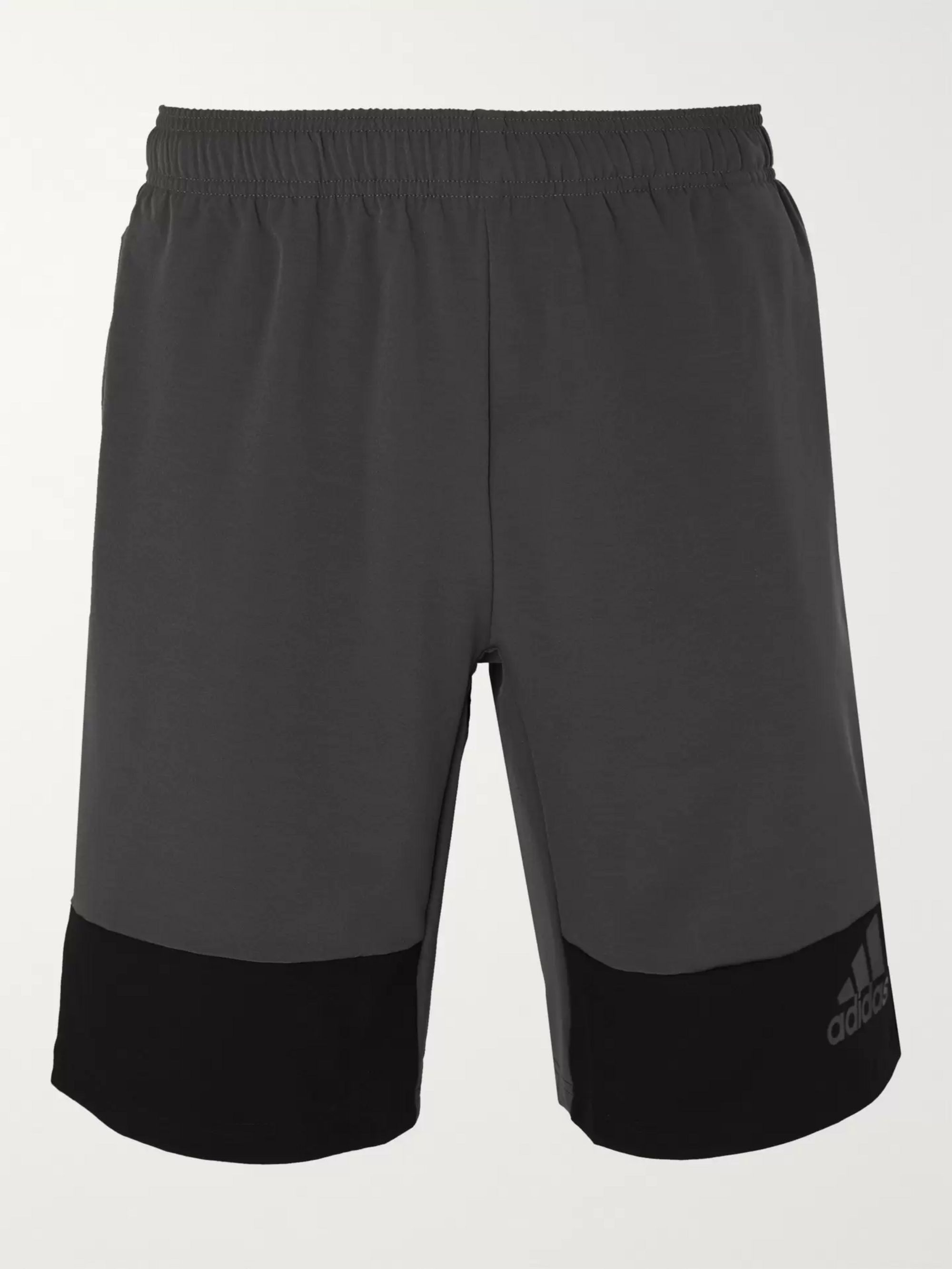 Adidas Sport Colour-Block Climalite Shorts