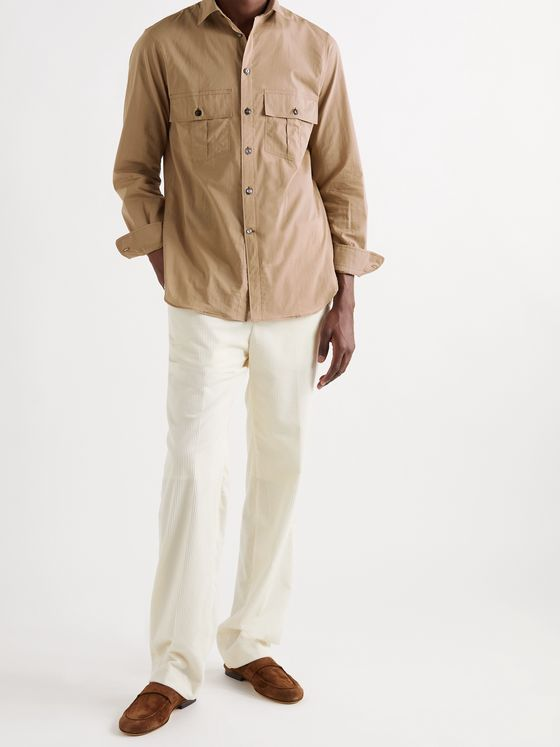 L.E.J Cotton Shirt