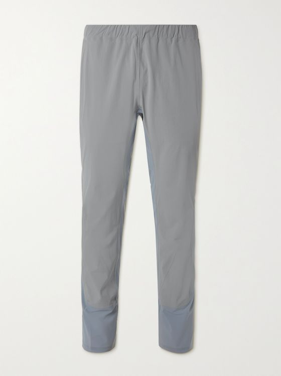 VEILANCE Secant Slim-Fit Tapered Shell Trousers