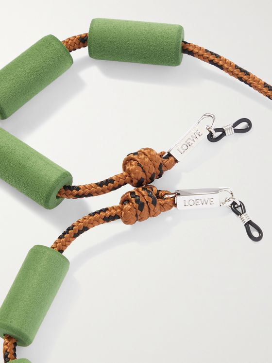 LOEWE + Paula's Ibiza Floaters Foam and Cord Sunglasses Strap