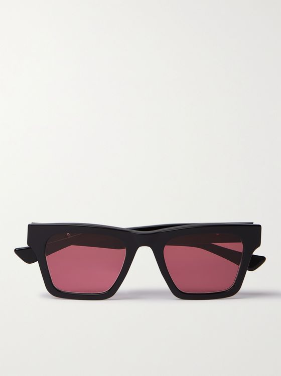 NATIVE SONS Boris Square-Frame Acetate Sunglasses
