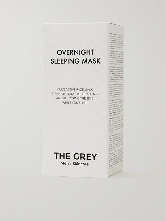 THE GREY MEN'S SKINCARE Overnight Sleeping Mask, 50ml