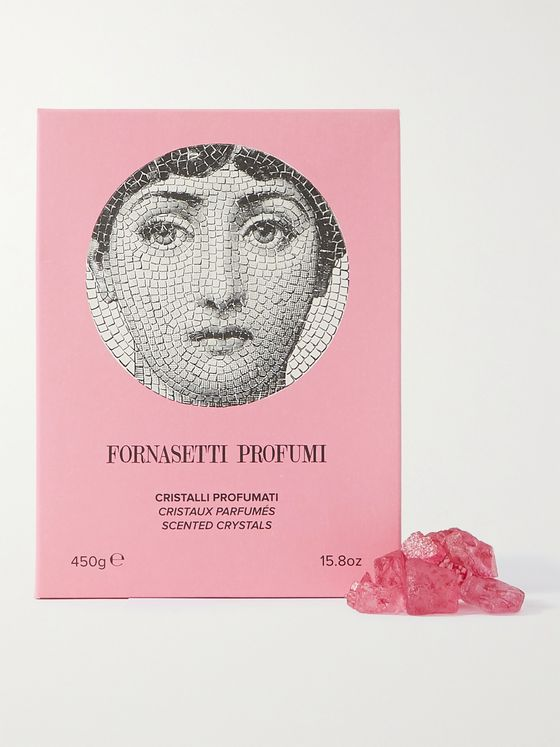 FORNASETTI Flora Scented Crystals, 450g