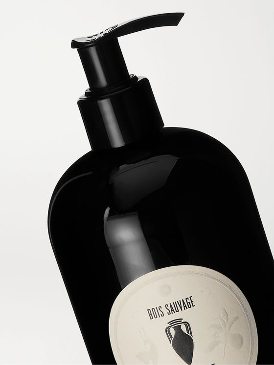 L'OBJET Bois Sauvage Body + Hand Lotion, 500ml