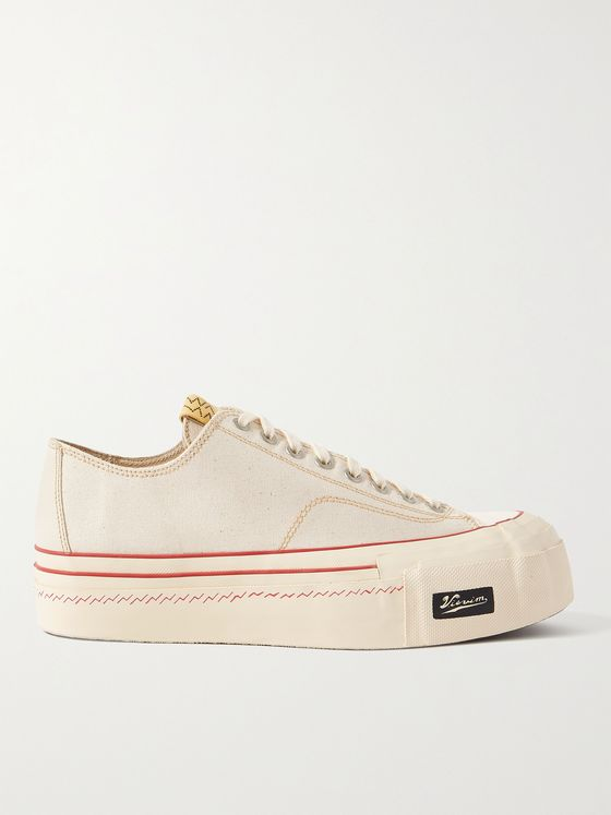 VISVIM Skagway Canvas Sneakers