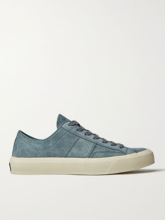 TOM FORD Cambridge Nubuck Sneakers