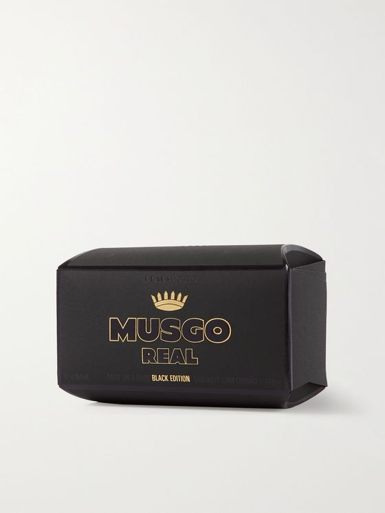CLAUS PORTO Black Edition Soap on a Rope, 190g