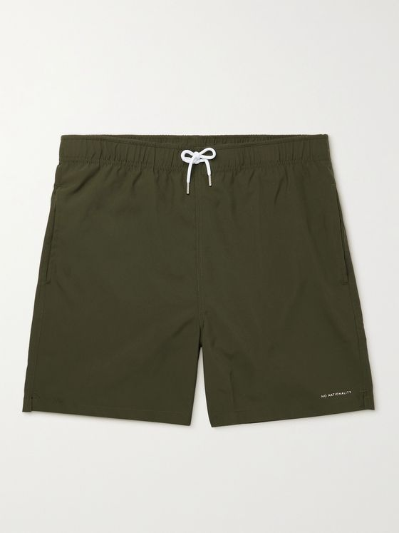 NN07 Jules Mid-Length Swim Shorts