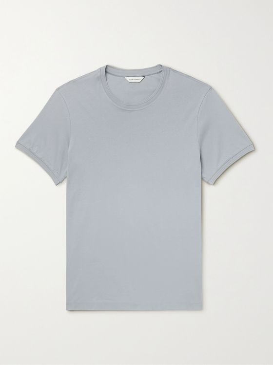 CLUB MONACO Cotton-Jersey T-Shirt